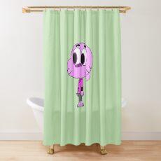 soft gumball Shower Curtain