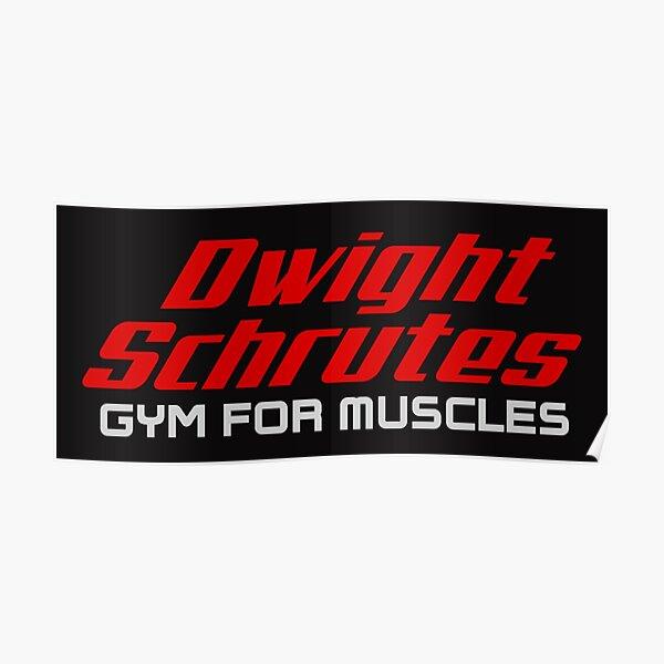 Dwight Schrute's GFM Poster