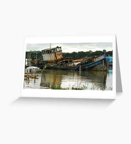 Good Hope High Tide Greeting Card