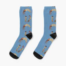 Caddisfly Socks