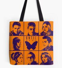 ud - orange/purple Tote Bag