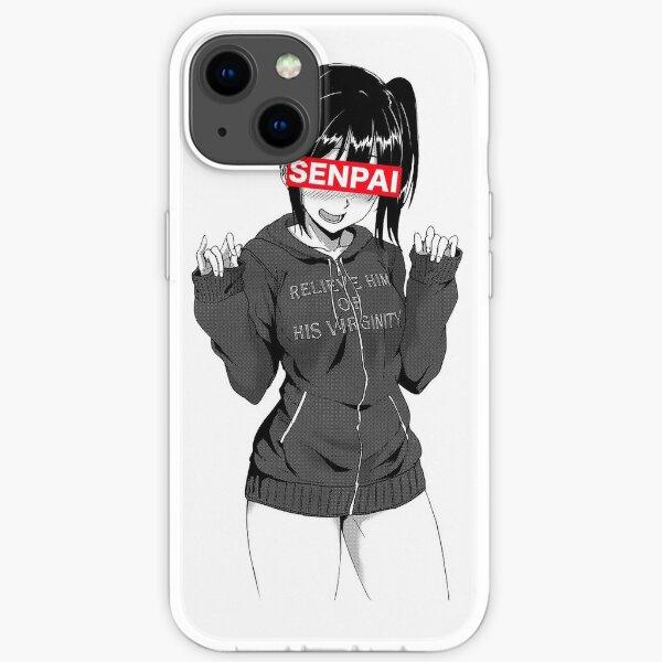 Senpai  iPhone Soft Case