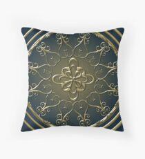 Nemos golden delight Throw Pillow