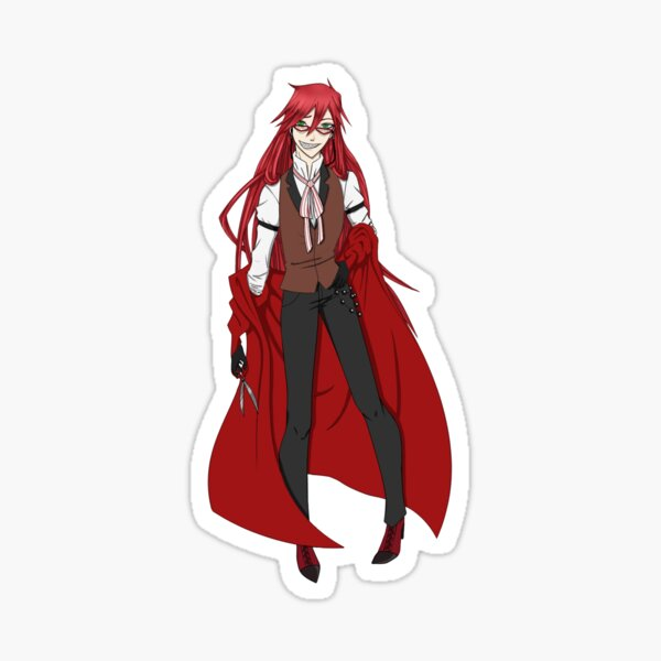grell sutcliff gifts merchandise redbubble