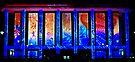 Enlighten Festival - Natioal Library of Australia by Melanie Roberts