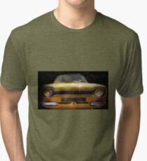 Vintage ford motor Tri-blend T-Shirt