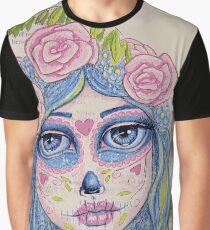 Sugar Skull Girl 1 of 3 Graphic T-Shirt