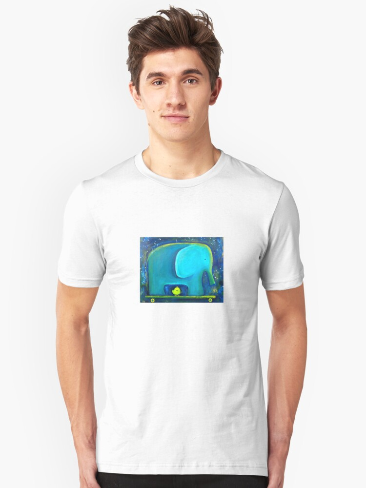 Amberlin Wu's 'Skating Into the Night' Shirt by Art 4 ME
