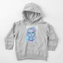 Sugar Skull Girl 2 of 3 Toddler Pullover Hoodie