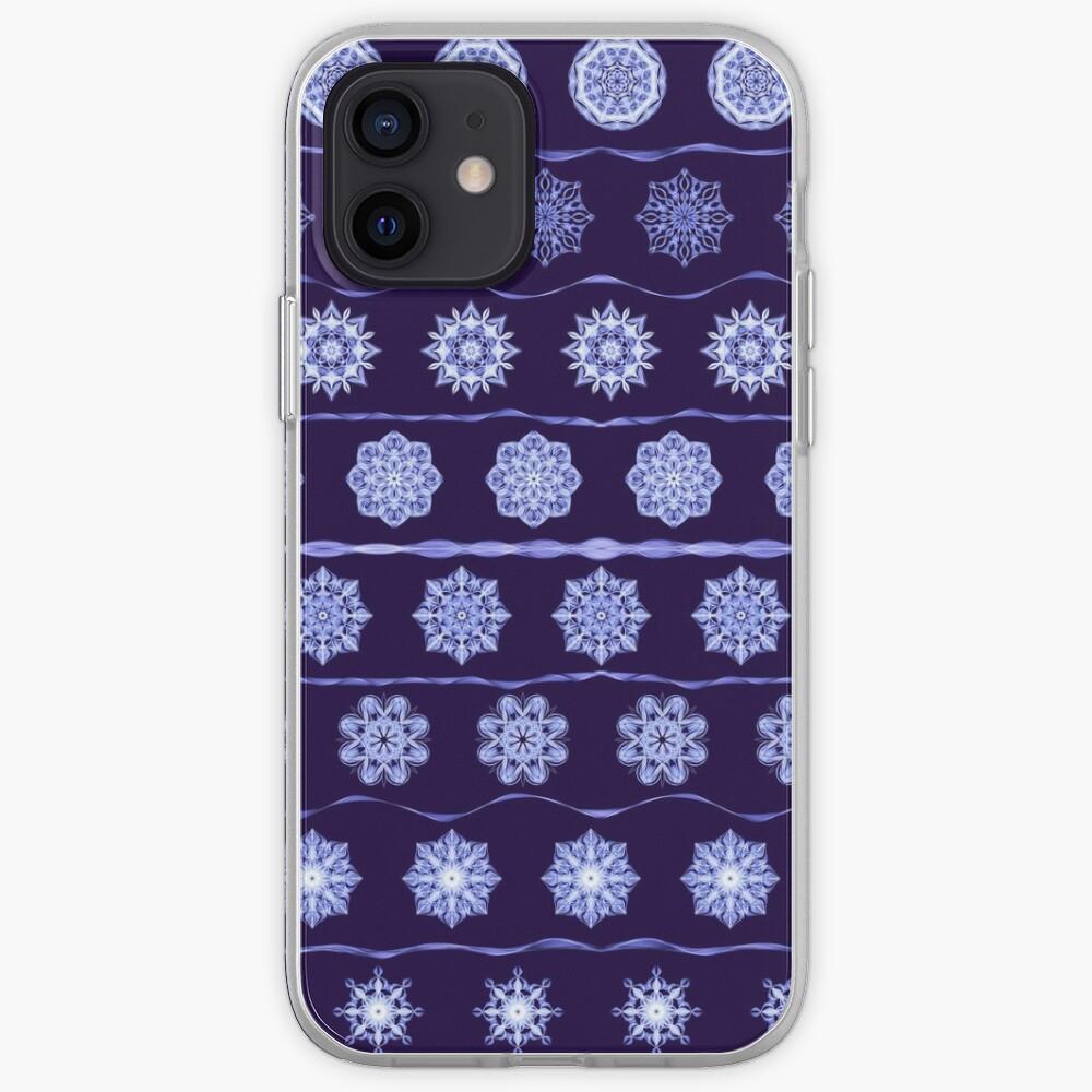 Iced Velvet 1 iPhone Case & Cover