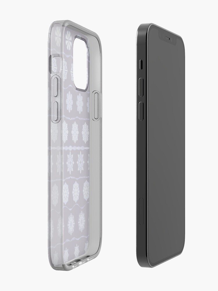Alternate view of Iced Velvet 2 iPhone Case & Cover