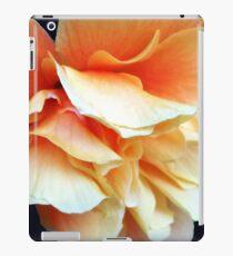 Collage with Double Orange Hibiscus iPad Case/Skin