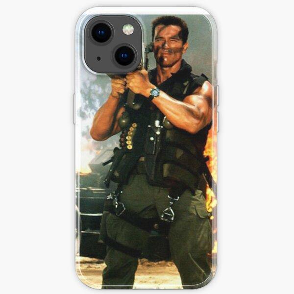 Arnold Rocket launcher Phone  iPhone Soft Case