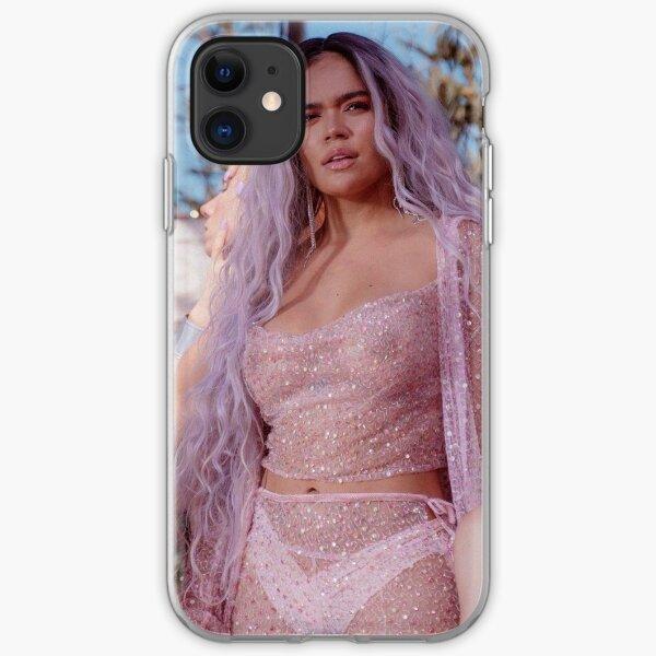 KAROL G Tusa Pink iPhone Soft Case