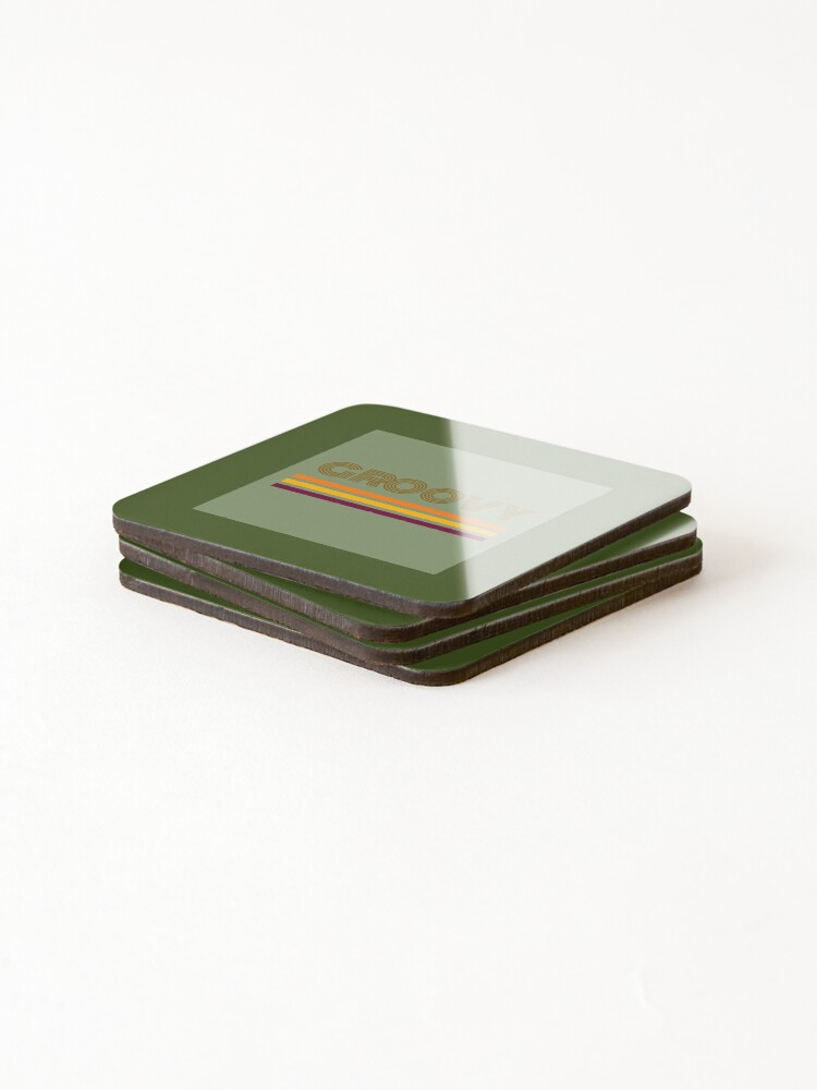 Alternate view of Groovy  Coasters (Set of 4)