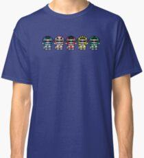 Chibi-Fi Bioman Classic T-Shirt