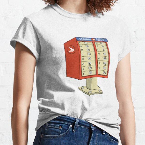 Canada Post Superbox Classic T-Shirt