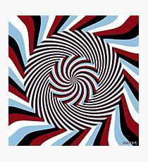 Dark Hypnosis (Bhakti) Photographic Print