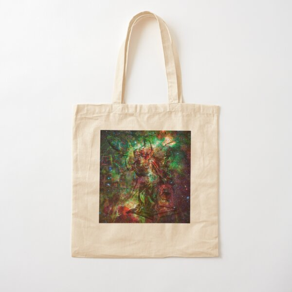 When The Stars Are Right - The Heart and Soul Nebulae in Cassiopeia Cotton Tote Bag