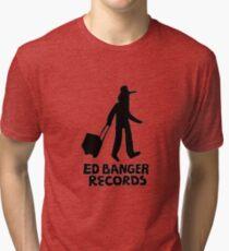 Ed Banger Records Tri-blend T-Shirt