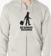 Ed Banger Records Zipped Hoodie