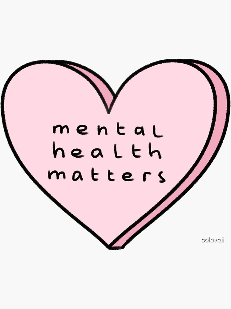 Mental Health Matters by soloveii
