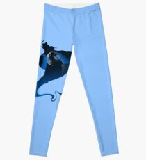 The Genie and the Moon  Leggings