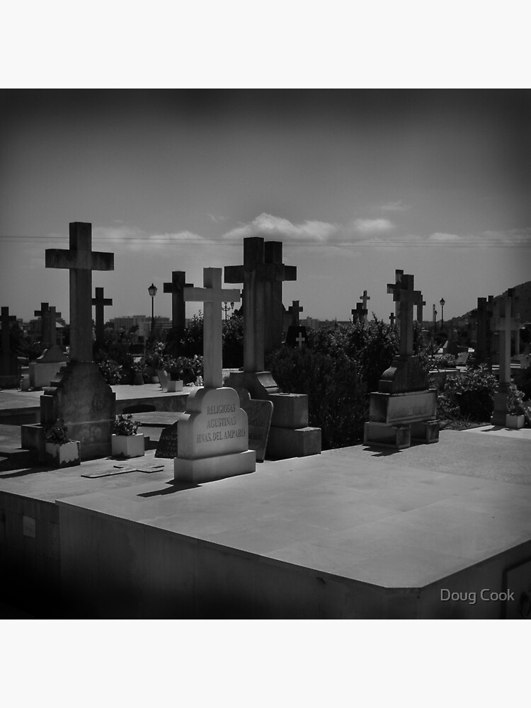 Spanish Graveyard by DougCook