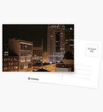 Portage Avenue - Winnipeg Postcards