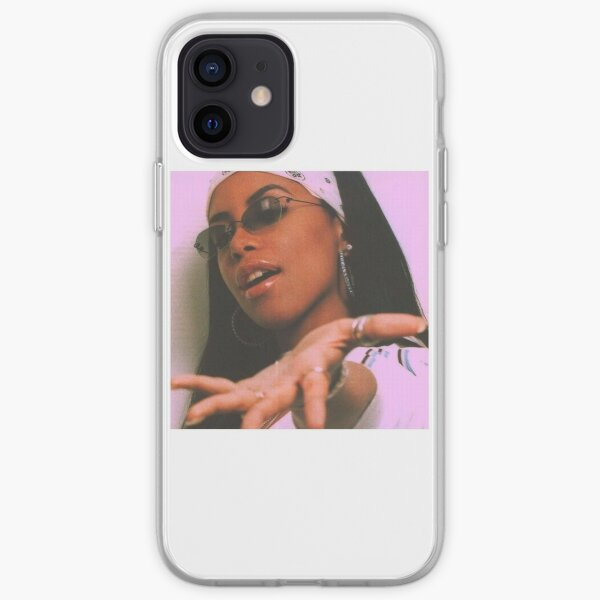 Aaliyah iPhone Soft Case