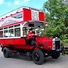 Old London Bus by hootonles