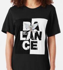 armin van buuren balance tour 2019 2020 album nyeribu Slim Fit T-Shirt