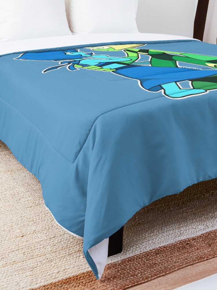 Alternate view of Old time Lapidot Comforter