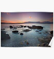 Taroona Beach Sunrise #5 Poster