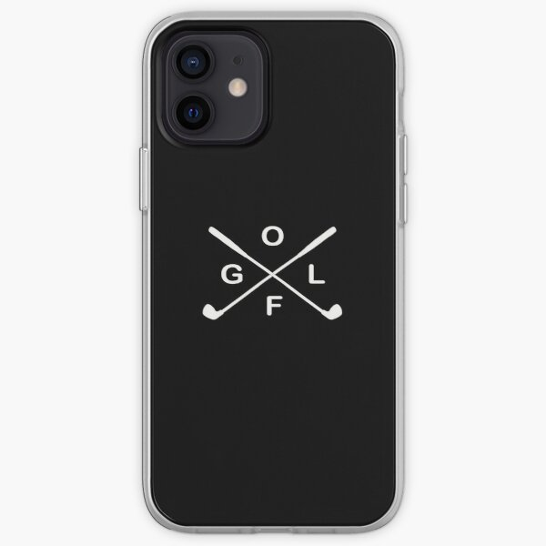 Awesome Golfer & Golf Lovers Golf Design iPhone Soft Case