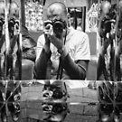 Self Portrait by Hany  Kamel