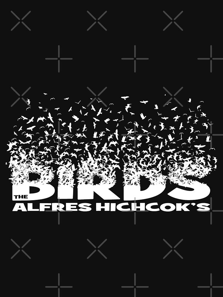 Oldtee version of The BIRDS by oldtee
