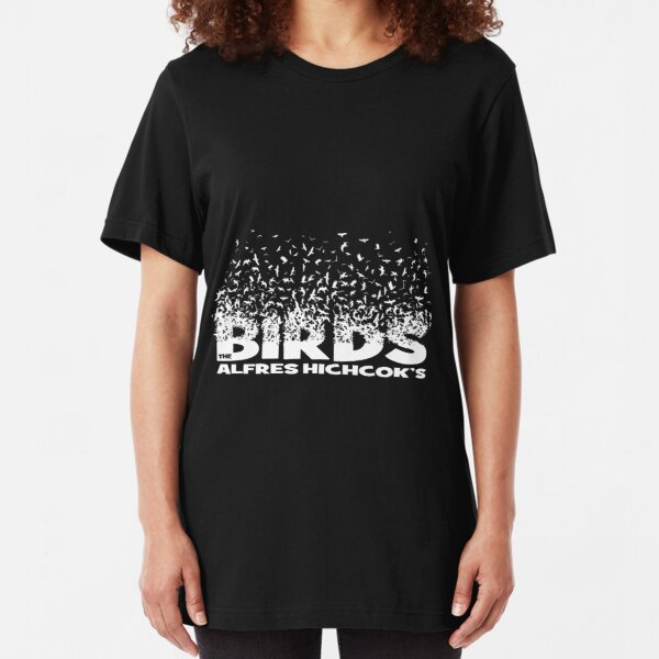 Oldtee version of The BIRDS Slim Fit T-Shirt