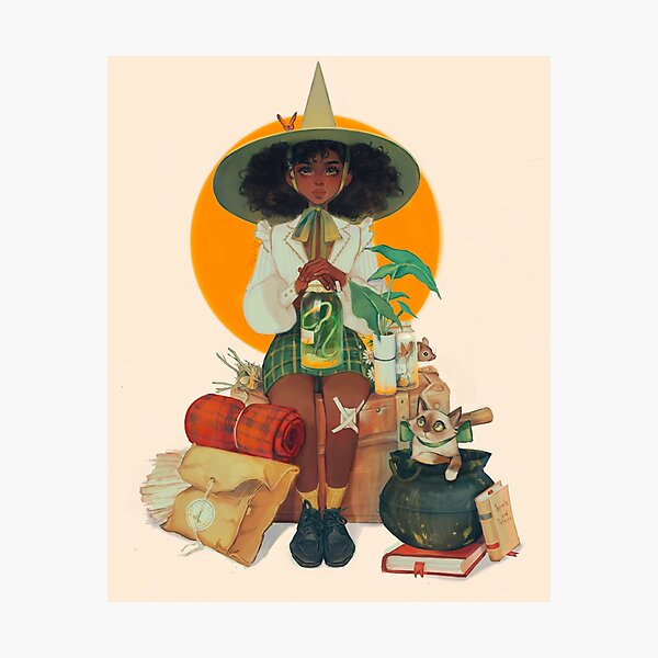 witch scout Photographic Print