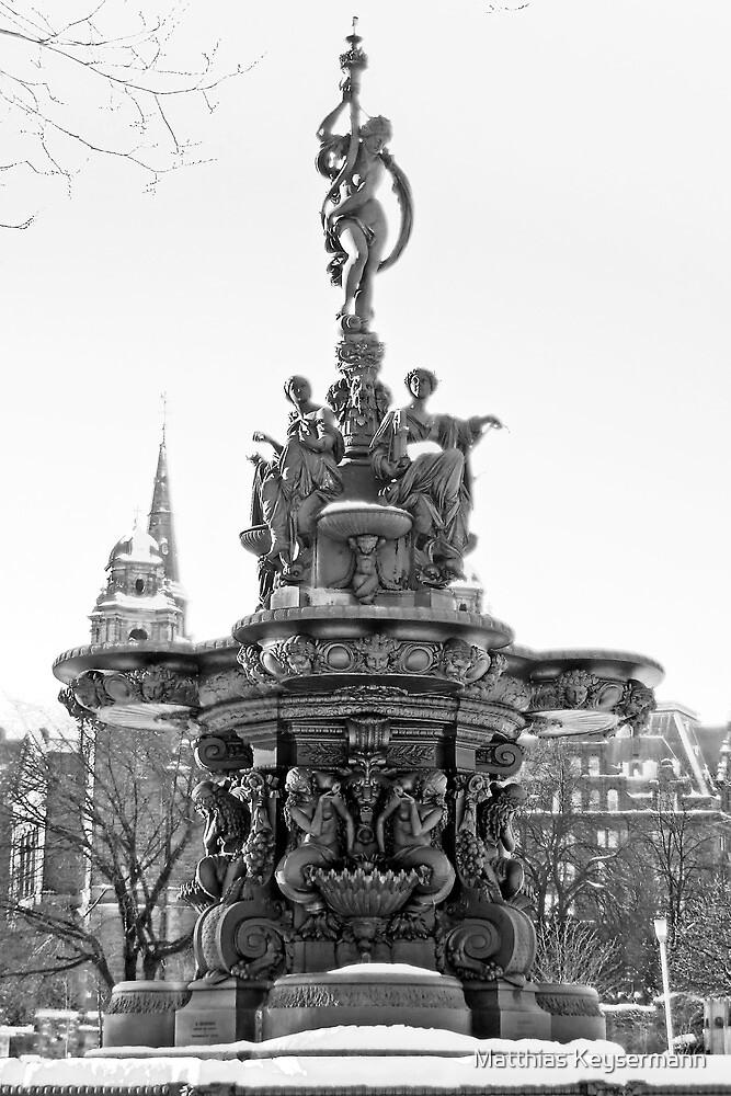 Ross Fountain by Matthias Keysermann