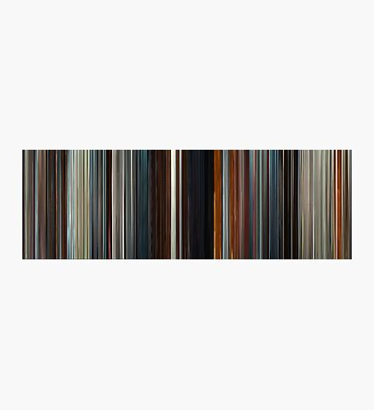 Moviebarcode: Æon Flux (2005) Photographic Print