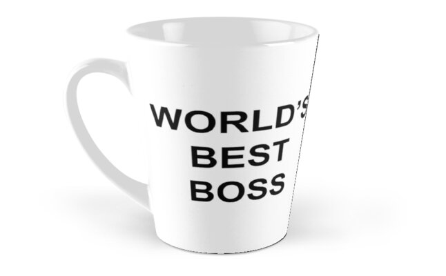World's Best Boss by ericbracewell
