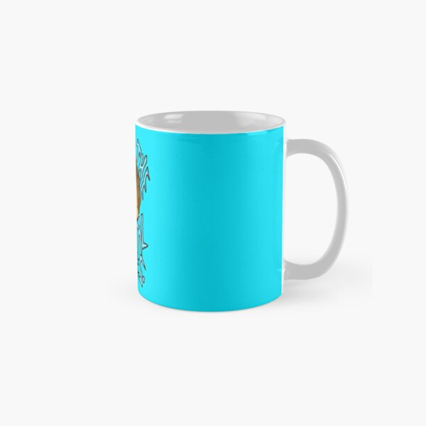 "Morty ""I Do As The Crystal Guides"" quote from Rick and Morty™ Death Crystal Classic Mug"