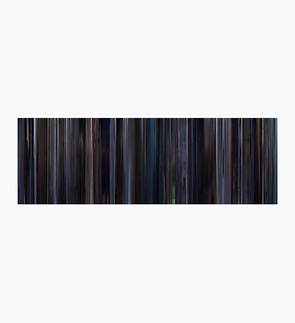 Moviebarcode: Lost in Translation (2003) Photographic Print