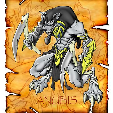 Anubis von The-Bundycoot