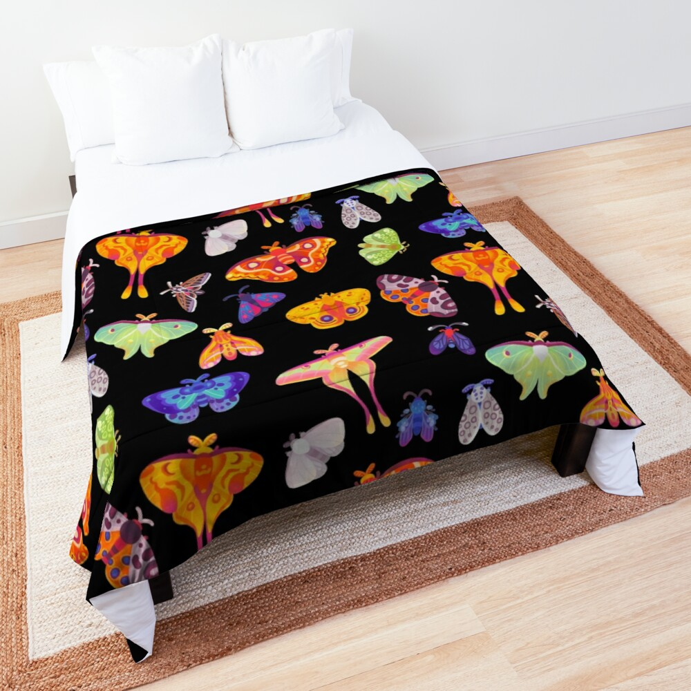 Moth Comforter