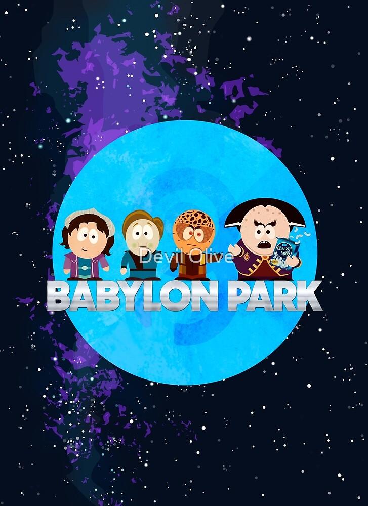 Babylon Park by Devil Olive