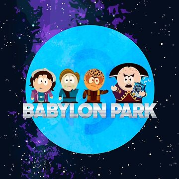 Babylon Park by Tiki2