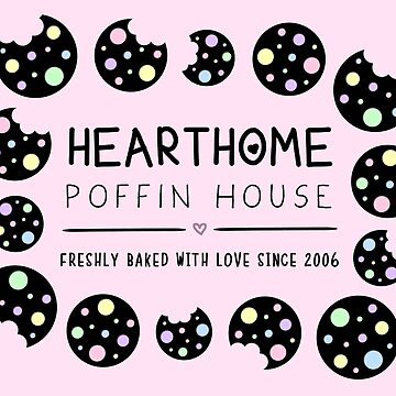 Hearthome Poffin House by MagentaBlimp