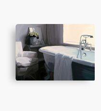 """""""Tub in Grey"""" Canvas Print"""